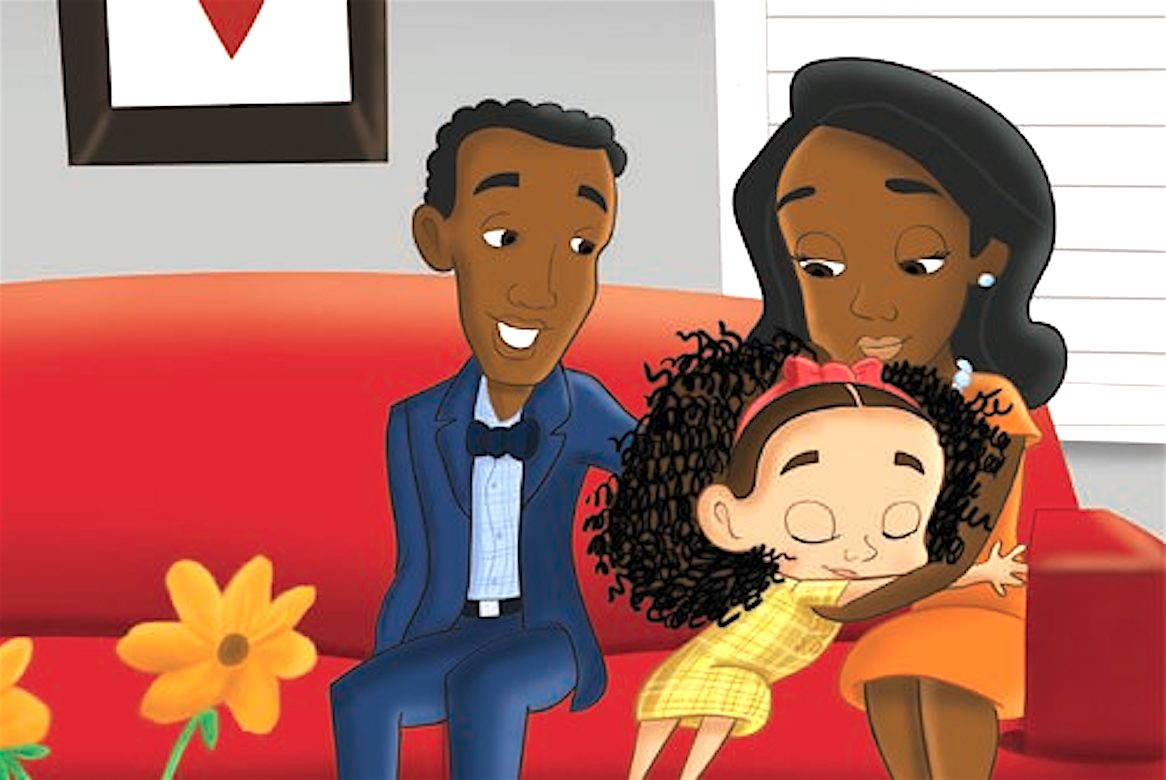Animation cartoon content creation in lagos
