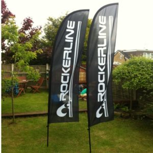 Feather Banner Flags