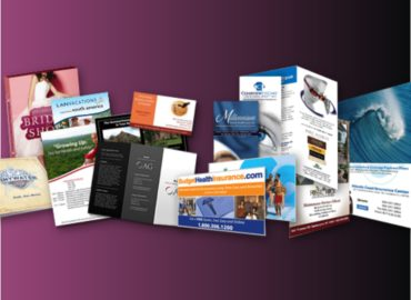 Brochure and magazine printing company