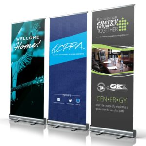 Roll Up Banner Printing Company In Lagos