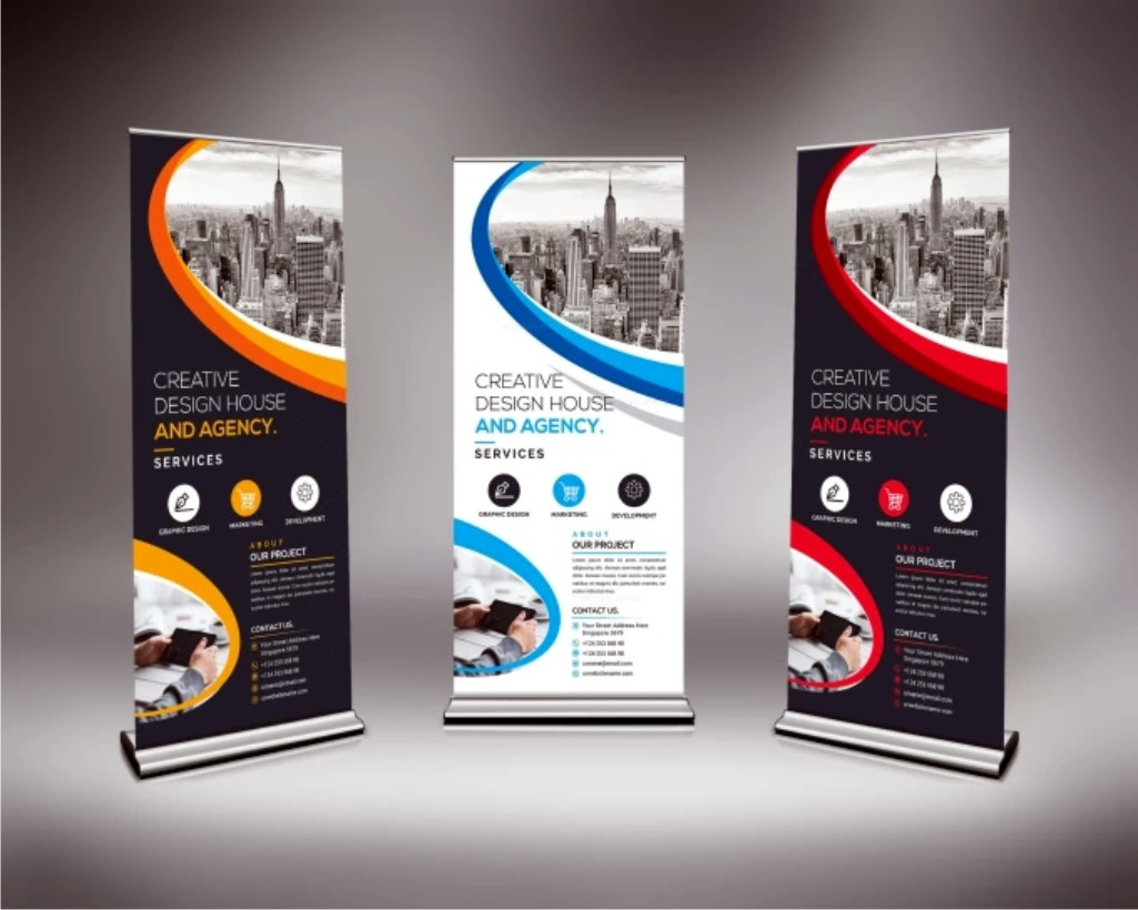 Pull Up Banner Printing
