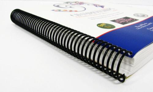 spiral-bound-book printing company