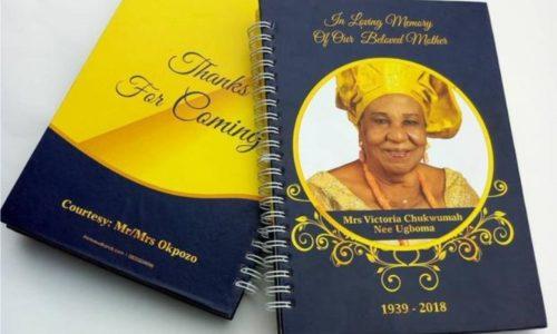Notepad Jotter Printing Branding In Lagos Nigeria
