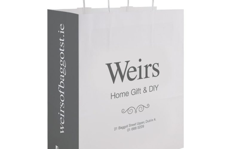 Promotional Career Paper Bags Branding and printing in lagos, Nigeria