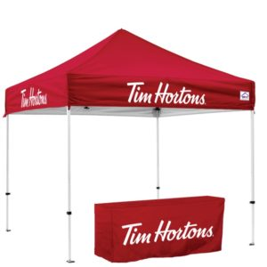 Customized Gazebo Tent Branding