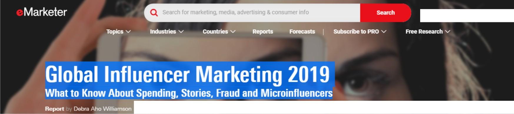 Influencers Marketing Nigeria, Africa