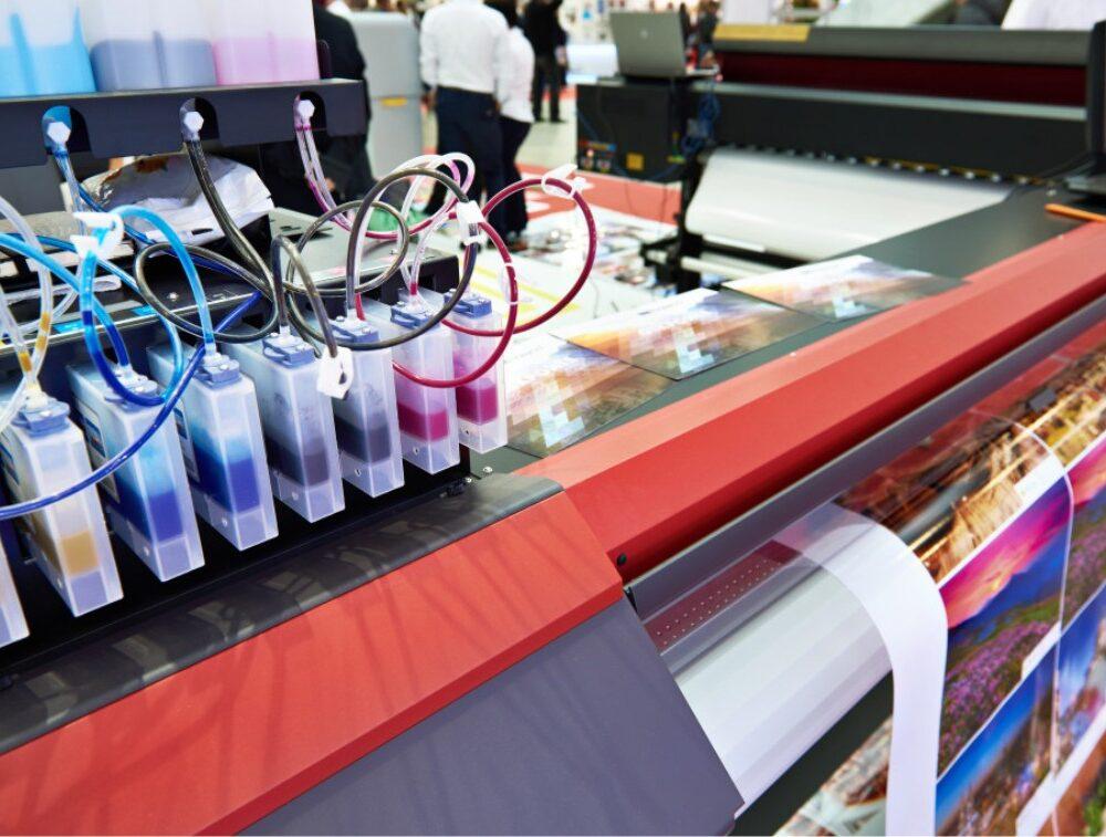 Large Format Sticker Printers In Lagos Nigeria