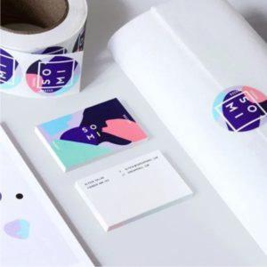 Sticker Printing In Lagos Nigeria