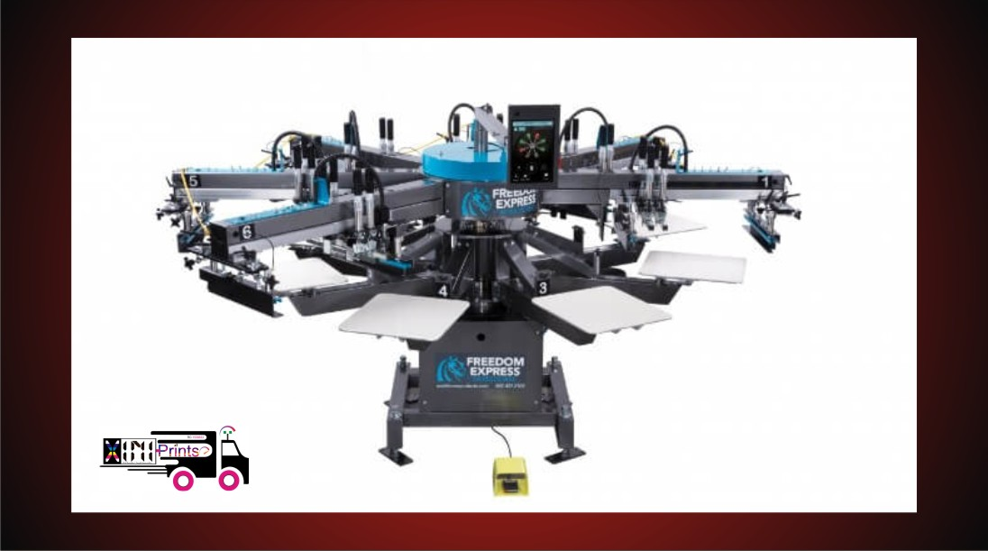 Workhorse Freedom express series Printing
