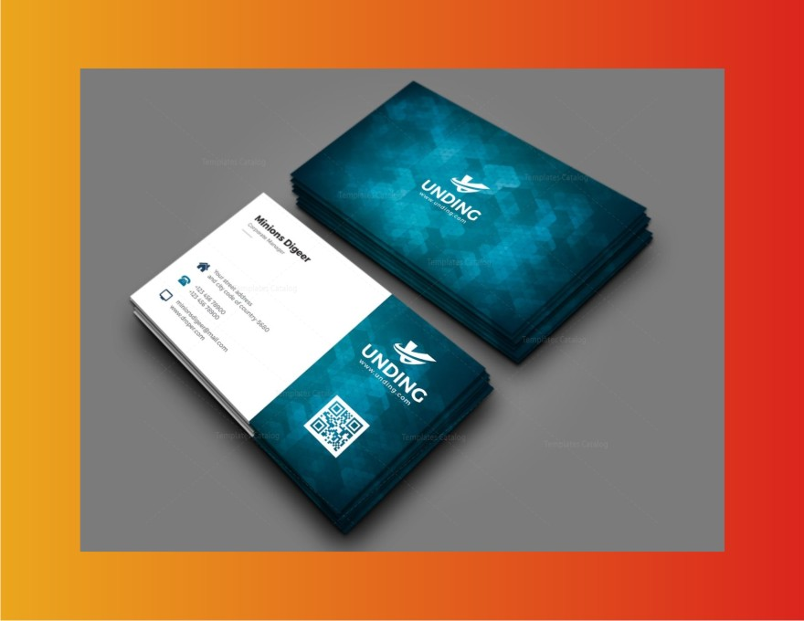 Branded Business Card Printing In Lagos NG