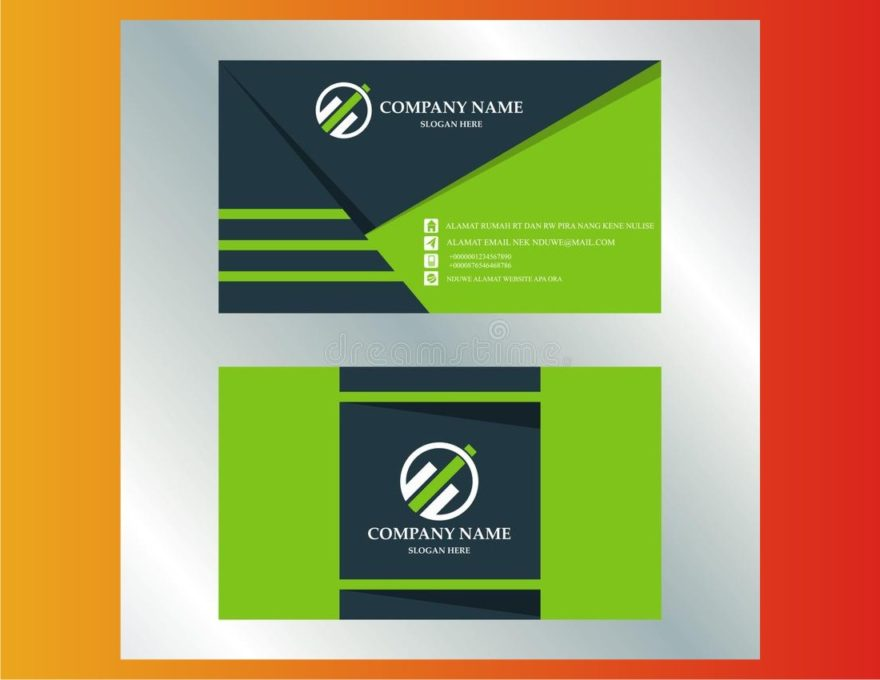 Branded Business Card Printing In Lagos Nigeria