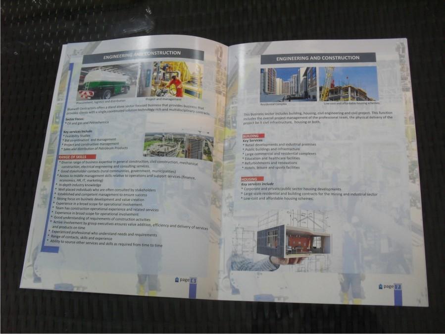 Branded Brochure Magazine Printing