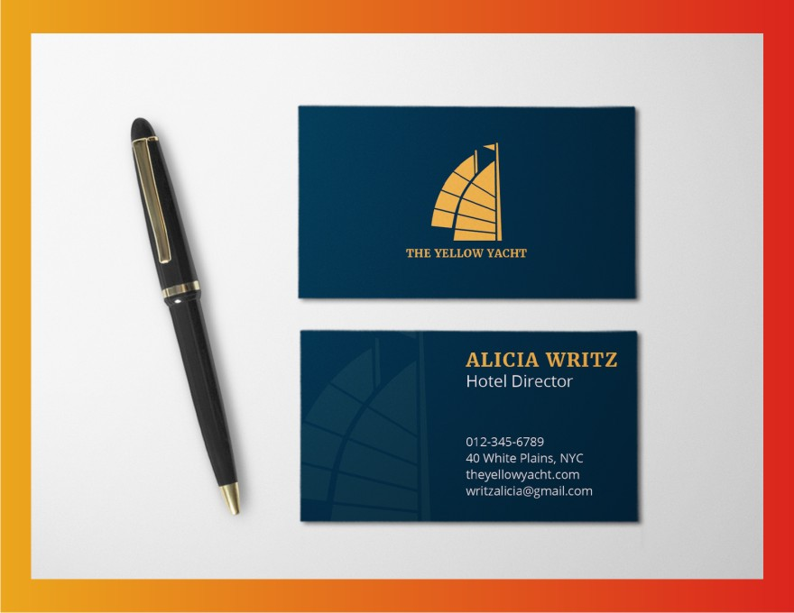Complimentary Business Card Printing In Lagos