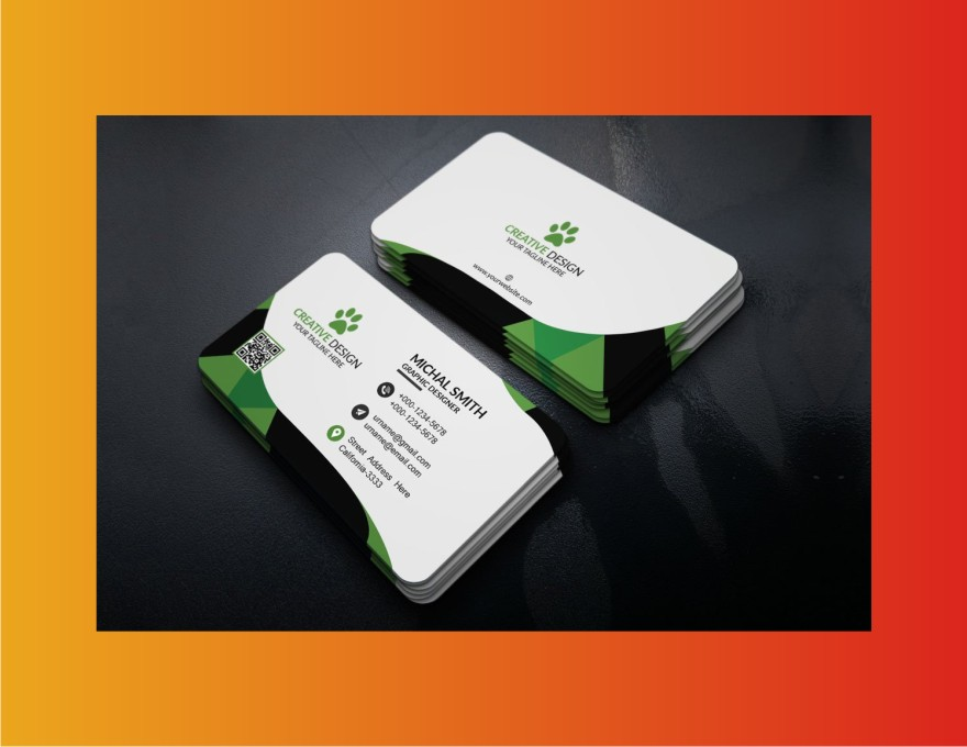 Creative Business Card Printing In Lagos Nigeria