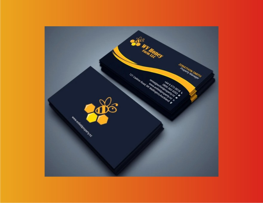 Designed Business Card Prints In Lagos Nigeria