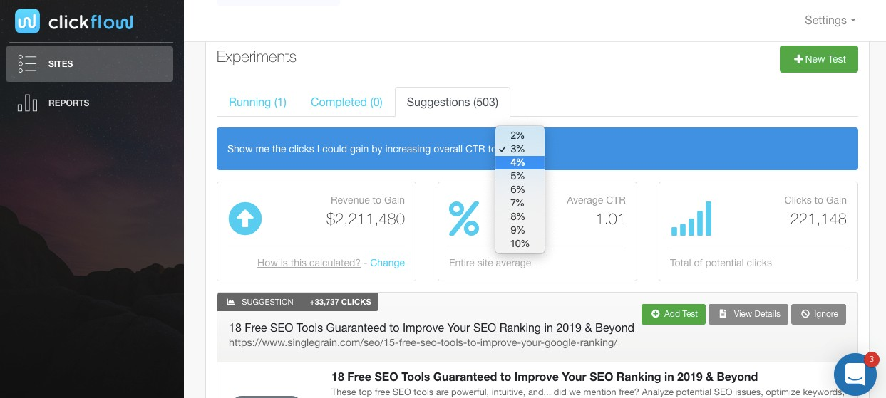 XINI-SEO-AB-Split-Testing-for-click-flow-marketing