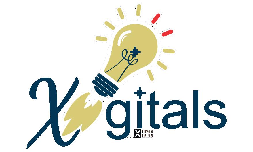 Xigitals Company Logo Lagos Nigeria