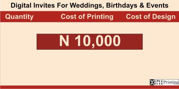 Digital Printing Branding Services Company In Lagos, Nigeria   Prices