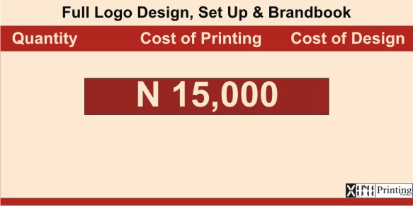 Logo Design Printing & Branding Services Company In Lagos