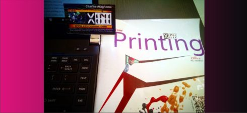 Business Card Printing Company In Lagos Nigeria