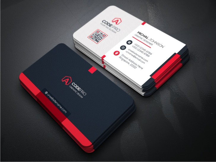 Double Sided Business Cards Printing In Lagos, Nigeria