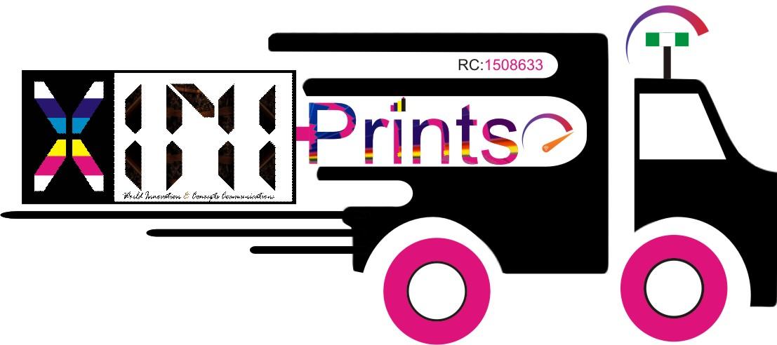 Branding Printing Press Delivered Fast In Lagos Nigeria